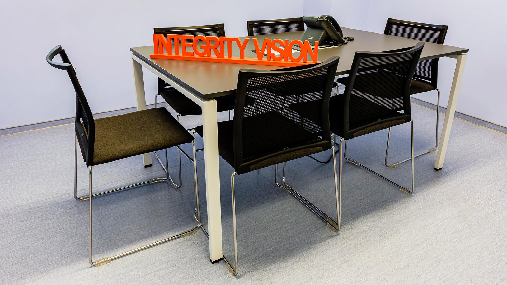 Проєкт офісного простору Integrity vision