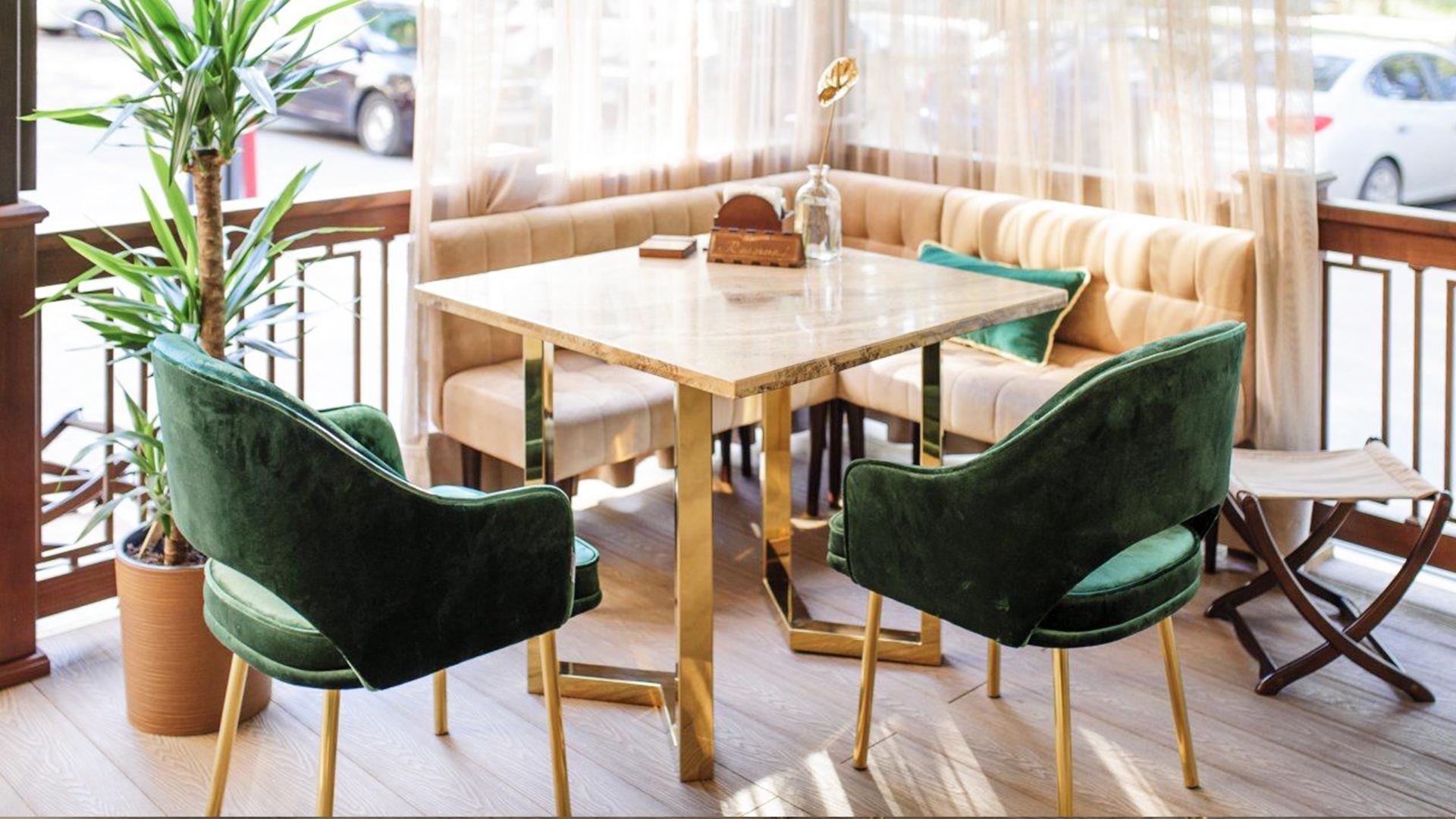 Проєкт кафе Memories, Херсон