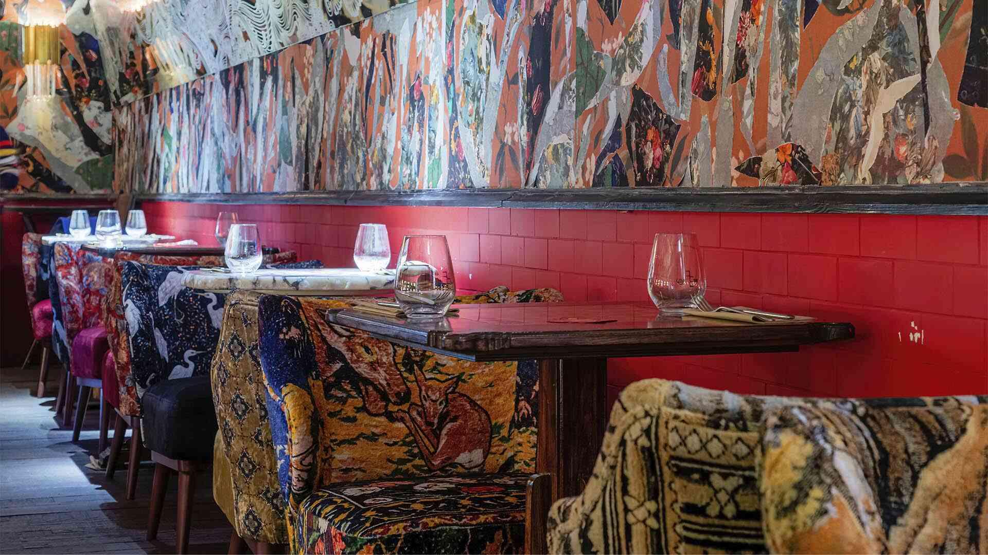 Проект ресторана Coco New Japanese, Киев