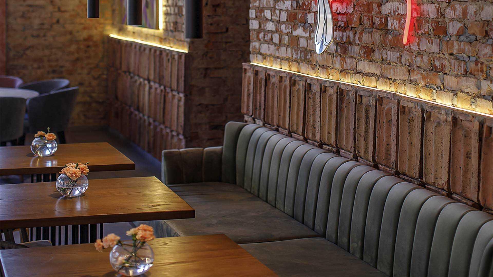 Проект ресторана Pastateca, Кривой Рог