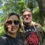 Тетяна Маковська і Роман Горегляд