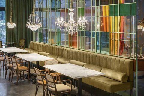 Проект ресторана Belkin, Киев